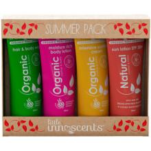 Organic Summer Baby Travel Pack