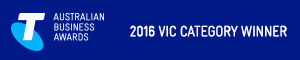 Telstra Micro Business Award Winner