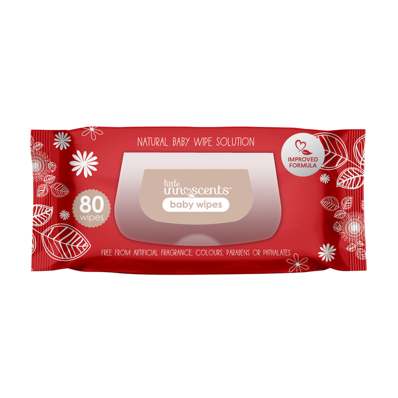 Natural Solution Baby Wipes Little Innoscents
