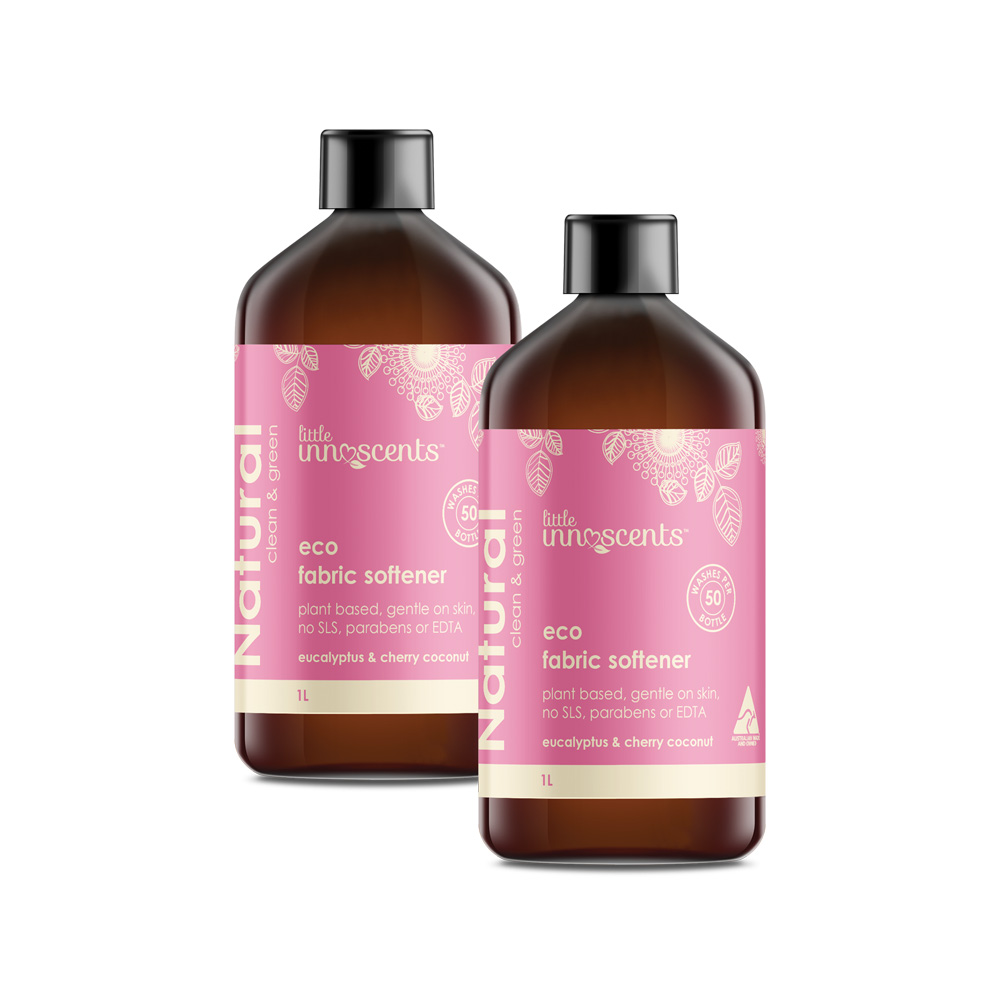 Natural Fabric Softener - 2 pack
