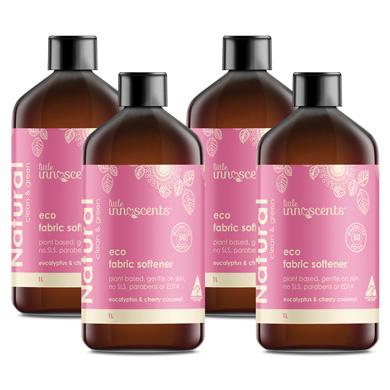 Natural Fabric Softener – 4 pack