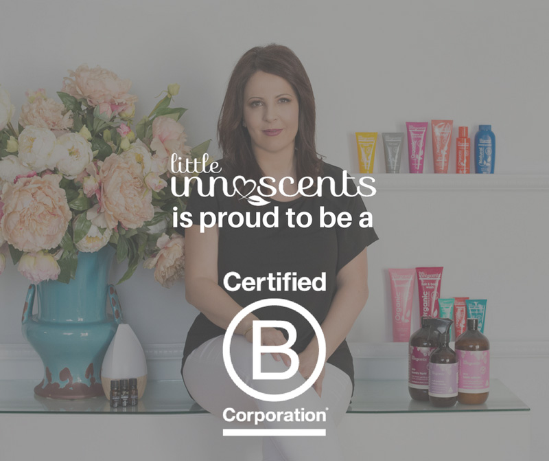 We are proud to be a B Corporation